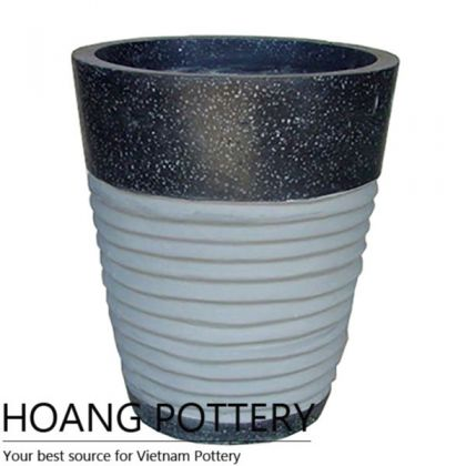 Beautiful Design Terrazzo Flower Pot (TAT030)